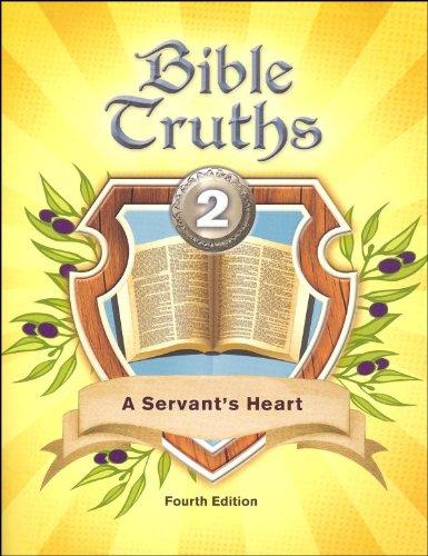 Bible Truths 2 Student Worktext 4th Edition: BJU Press