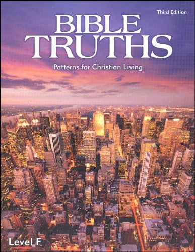9781591669746: Bible Truths F Student Text 3rd Edition