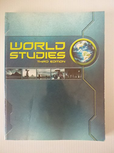 9781591669791: World Studies Student Text [Paperback]