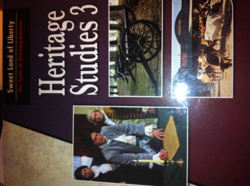 9781591669890: Heritage Studies 3: Student Text