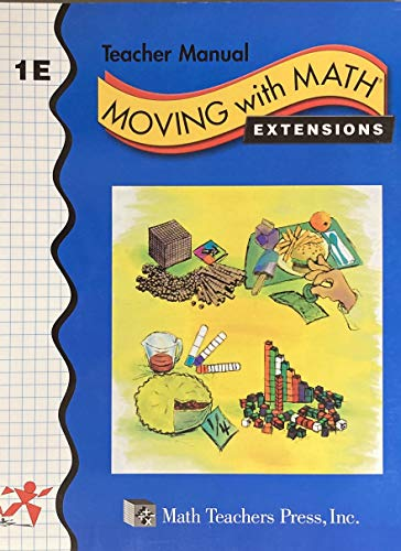 9781591670063: Moving with math Teacher Extensions manual