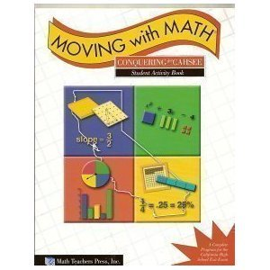 9781591670636: Moving with Math Student Activity Book (Conquering the CAHSEE A Complete Program)