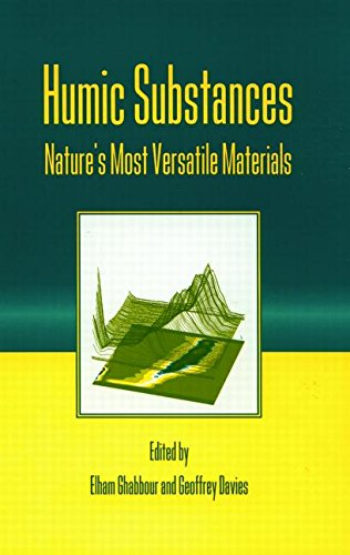 9781591690153: Humic Substances: Nature's Most Versatile Materials