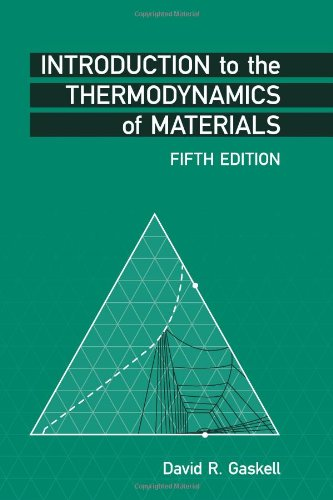 9781591690436: Introduction to the Thermodynamics of Materials, Fifth Edition