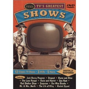 9781591710004: 1950S Tv's Greatest Shows