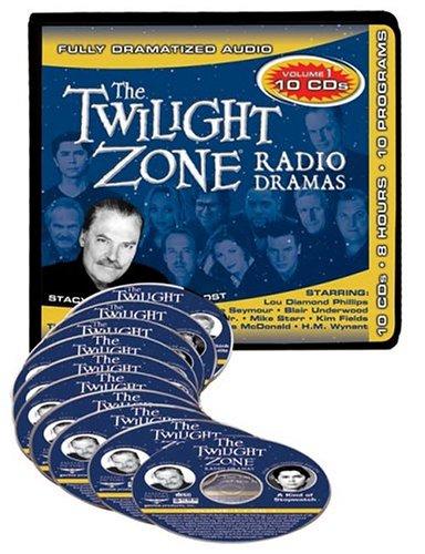 9781591711001: Twilight Zone Radio Dramas, Vol. 1 (10 CD Set)