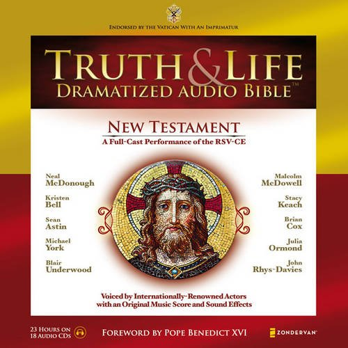 9781591713258: Truth and Life Dramatized Audio Bible New Testament