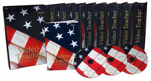 9781591725428: VIDEO TEACHER (DVD,CD & BOOK, 9 Volumenes)