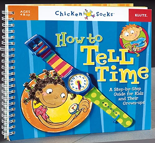 9781591740865: Chicken Socks: How to Tell Time