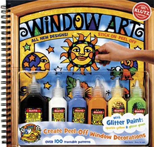 9781591741671: Window Art (Klutz)