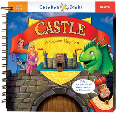 9781591741985: Castle: A Fold out Kingdom