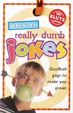 9781591742876: Carabiners Deck of Really Dumb Jokes: Goofball Gags to Make You Groan (Klutz)