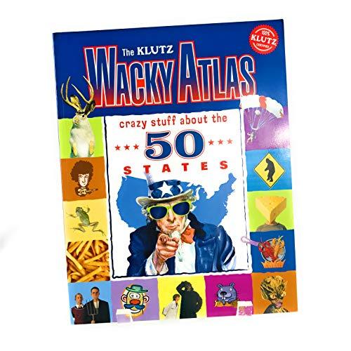 The Klutz Wacky Atlas (Crazy Stuff about: Klutz