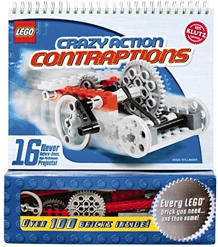 9781591743415: Lego Crazy Action Contraptions (Klutz)