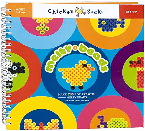 Melty Beads (Klutz Chicken Socks): Editors of KLutz