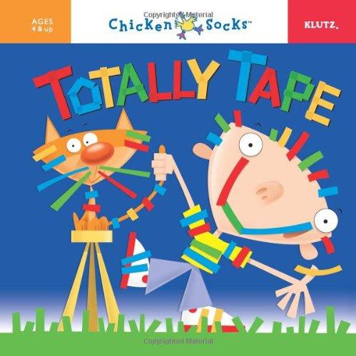 9781591743682: Chicken Socks Totally Tape