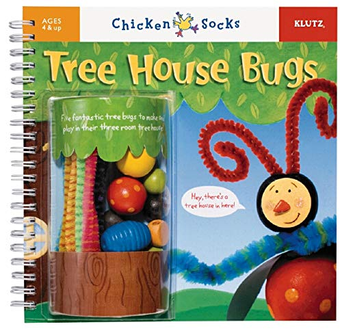 9781591743798: Tree House Bugs (Chicken Socks)