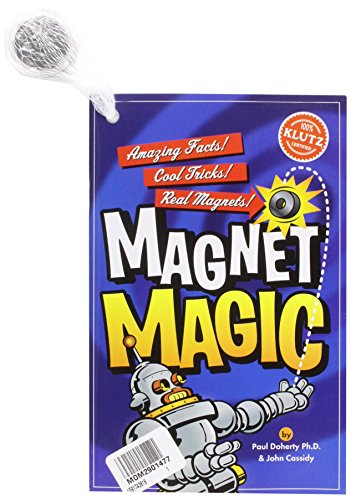 9781591743811: Magnet Magic: Amazing Facts! Cool Tricks! Real Magnets!