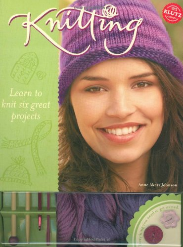9781591743842: Knitting: Learn to Knit Six Great Projects