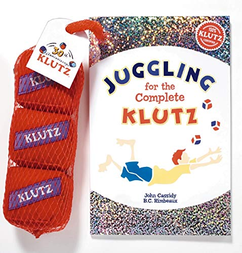 9781591744467: Juggling for the Complete Klutz: 30th Anniv Ed