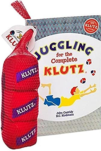 9781591744481: juggling_for_the_complete_klutz