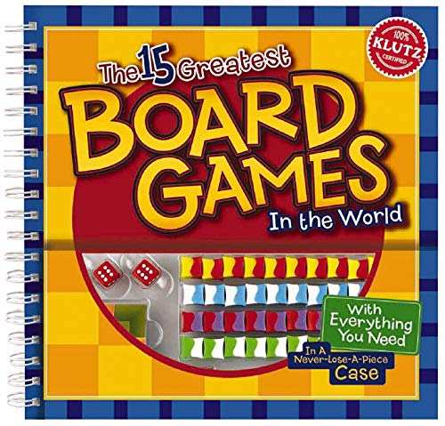 9781591745075: The 15 Greatest Board Games in the World