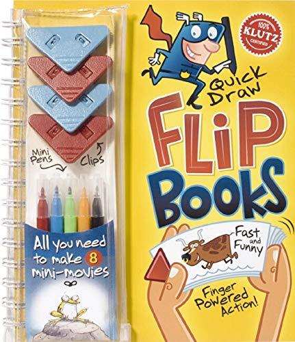 Quick Draw Flip Books: Michael Sherman