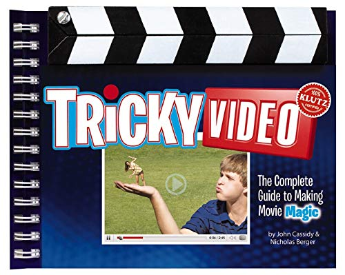 9781591746232: Tricky Video: The Complete Guide to Making Movie Magic (Klutz)