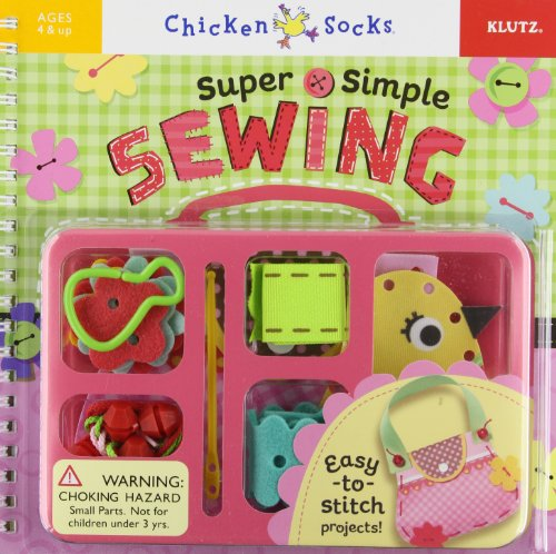 9781591746850: Super Simple Sewing (Chicken Socks)