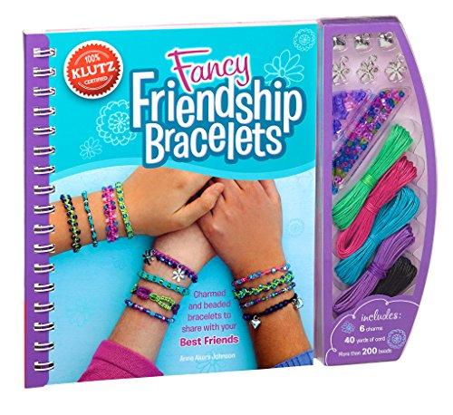 9781591746928: Fancy Friendship Bracelet (Klutz)
