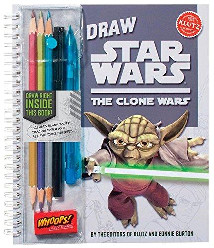 Draw Star Wars Clone Wars