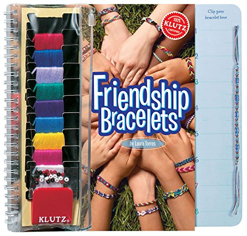 9781591747000: Friendship Bracelets (Klutz)