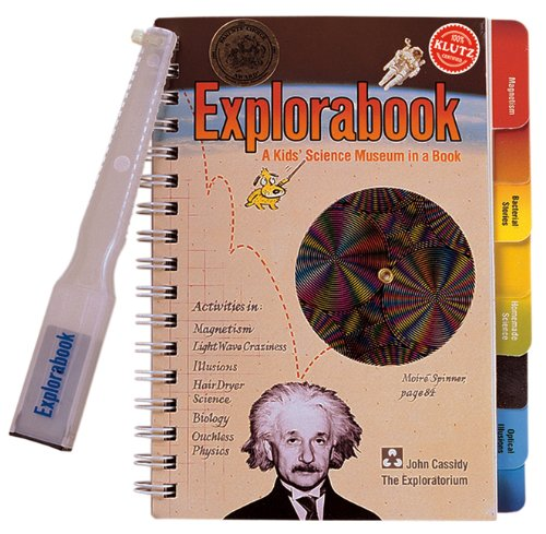 Explorabook A Kid S Science Museum In A Book