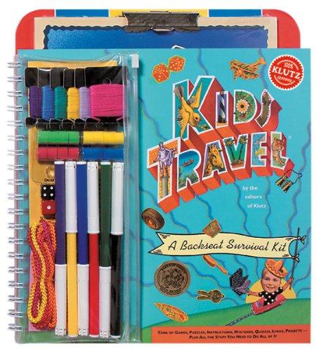 9781591748052: Kids Travel: A Backseat Survival Kit