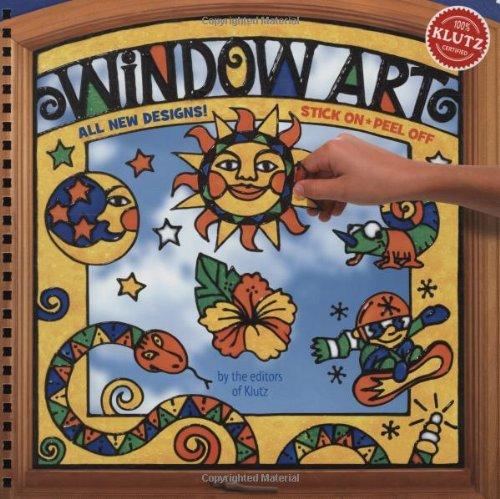 9781591748298: Window Art (Klutz)