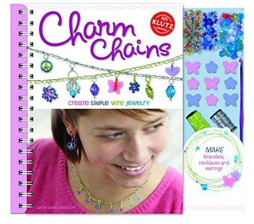 9781591748403: Charm Chains: Create Simple Wire Jewelry (Klutz)