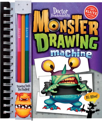 Dr. Frankensketch's Monster Drawing Machine (Doctor Frankensketch): the legendary creative ...