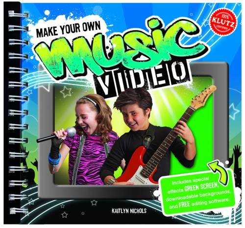 Make Your Own Music Video 6-Pack (Paperback)