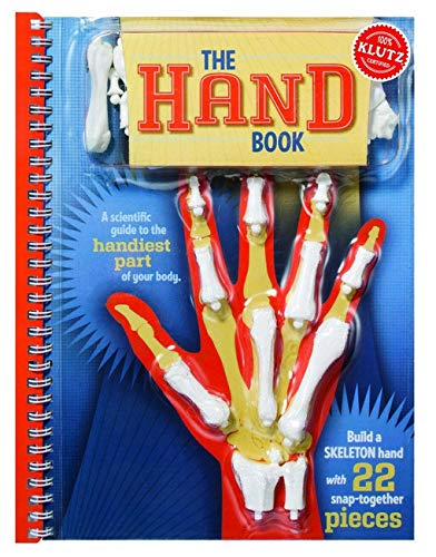 9781591748618: The The Hand Book: Explore the Handiest Part of Your Body (Klutz)