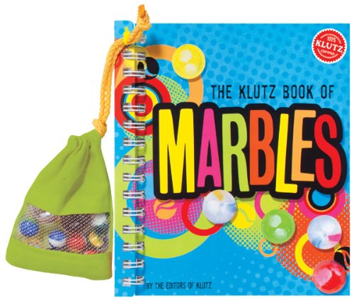 9781591748700: The Klutz Book of Marbles