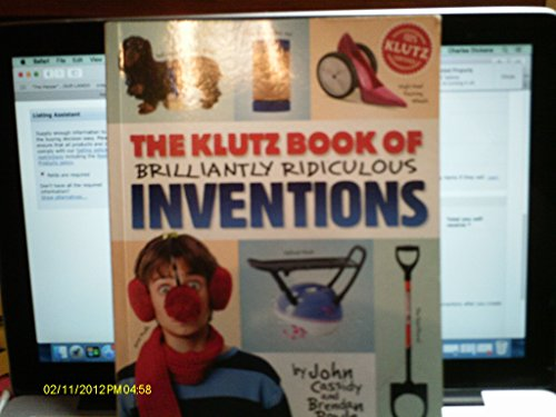 9781591749059: The Klutz Book of Inventions