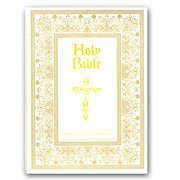 9781591776000: Holy Bible: King James Version, White: Family Heritage Edition