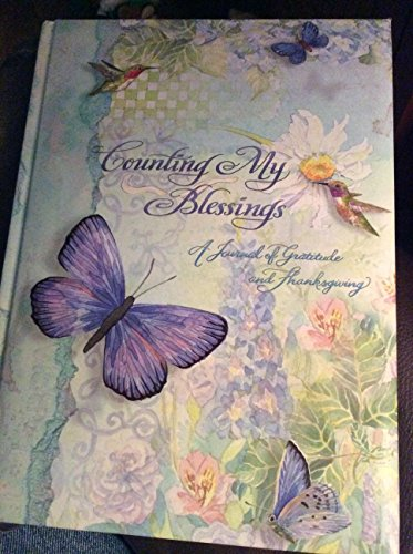 9781591776987: Counting My Blessings: A Gratitude Journal