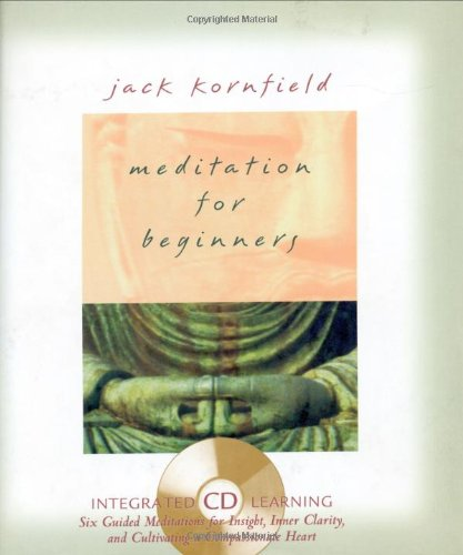 9781591791485: Meditation for Beginners (Book & CD)