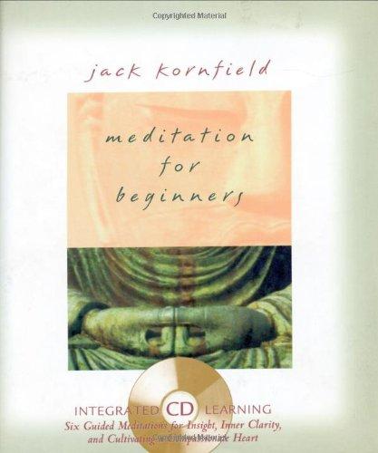 9781591791485: Meditation for Beginners (Book & CD)