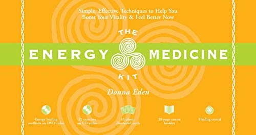The Energy Medicine Kit: Eden, Donna