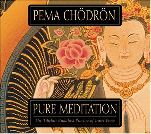 Pure Meditation (v. 3) (1591792622) by Chödrön, Pema