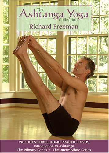 9781591792659: The Ashtanga Yoga Collection (Introduction / Primary Series / Secondary Series)