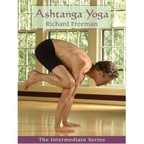 9781591793014: Ashtanga Yoga The Intermediate Series DVD [Reino Unido]