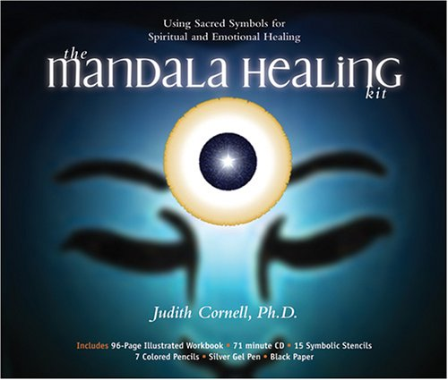 9781591793762: The Mandala Healing Kit: Using Sacred Symbols for Spiritual and Emotional Healing